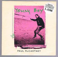 PAUL McCARTNEY YOUNG BOY  CD SINGOLO SINGLE CDs  COME NUOVO!!!
