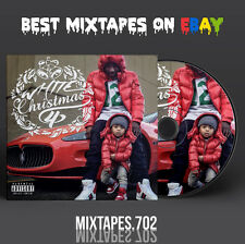 Troy Ave - White Christmas 4 Mixtape (Artwork CD/Front/Back Cover) Bricks