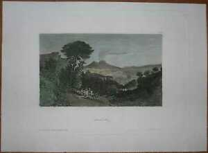 1834-Meyer-print-NAPOLI-NAPLES-ITALY-23