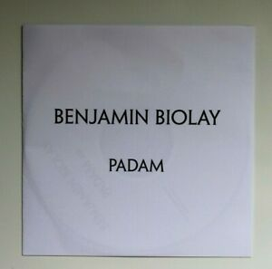 BENJAMIN-BIOLAY-PADAM-CD-CRISTAL-COMME-NEUF-PROMO-CD-SINGLE