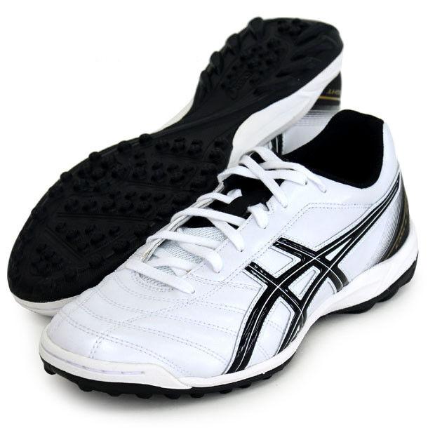 Asics DS Light 2 Tenedor de rosca de Japón SL Interior Zapatos De Futsal fútbol de césped TST666 blancoo