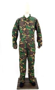 Woodland-Camouflage-Camo-Overall-Coverall-Boiler-Suit-British-DPM-Army-Work