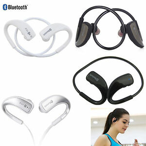Sport Stereo Bluetooth Headset Earphone Neckband For Apple iPhone 7 6 6S 5S HTC