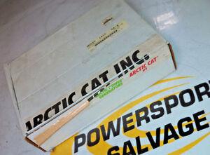 Arctic-Cat-ATV-Gun-Scabbard-Mounting-Kit-NEW-OEM-0436-121