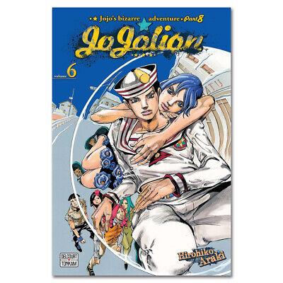 H873 JoJo/'s Bizarre Adventure Hot Japan Anime Art Silk Poster
