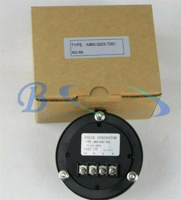 Industrial Automation & Motion Controls Fanuc PLC MANUAL PULSE ...