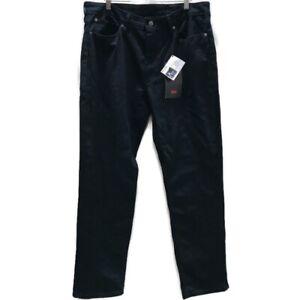 Levis-Mens-Sz-36X30-Jeans-511-Premium-Commuter-Jeans-Slim-Green-Reflective-Bike