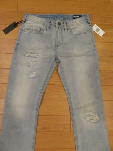 Retail $109 NWT Men/'s Buffalo EVAN Slim Jeans