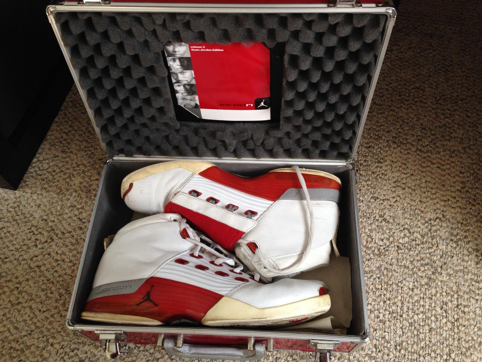 Very Rare Jordan 17 shoes Men US 12