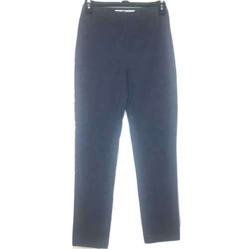 45 rpm Womens Sz 1 Blue Indigo Chambray Pants