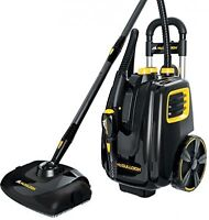 Mcculloch Mc1385 Deluxe Multi-purpose Canister Steam System Deep Clean Vacuum