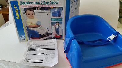 Eerlijkheid Child Booster And Step Stool
