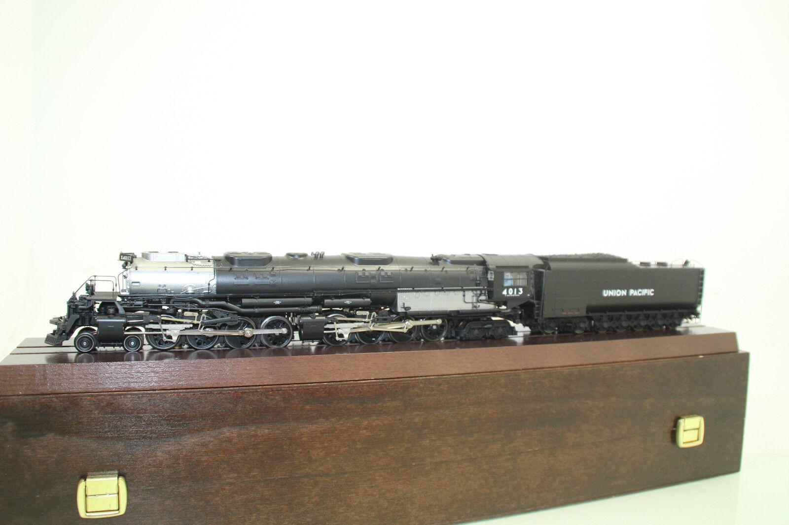h0 34990 US locomotiva Class 4000  Big Boy  Delta-digitale in scatola originale  nl9329