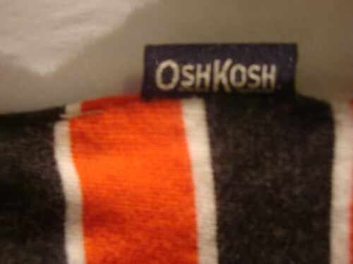 Oshkosh B/'gosh Boys/' Long Sleeve Polo Shirt ~ Pick Your Color and Size ~ NWT