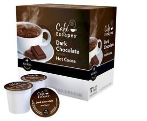 Cafe-Escapes-Dark-Chocolate-Hot-Cocoa-Keurig-K-Cups-16-Count-Pack-DAILY-DEALS