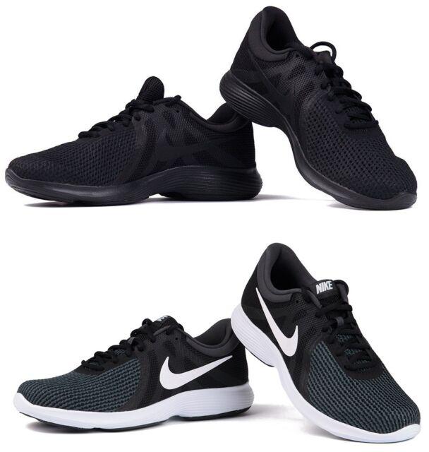 the best attitude 450ac e6bbf ... order nike mens trainers shoes revolution 4 black 4c62a 49bdd
