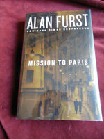 Alan Furst - Mission To Paris - 1st/1st - Beauty