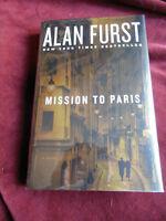 Alan Furst - Mission To Paris - 1st/1st - Beauty