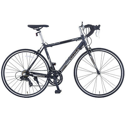 Shimano 700C X 54C Road Bike 14 Speed Aluminum Frame Steel Fork Racing Bicycle