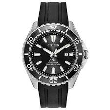 Citizen BN0190-07E Men's Eco Drive Promaster Professional 200M Diver Watch