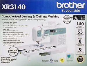 xr3240 sewing machine