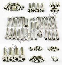 Kawasaki ZRX1100 Stainless Dress Up Bolts Kit