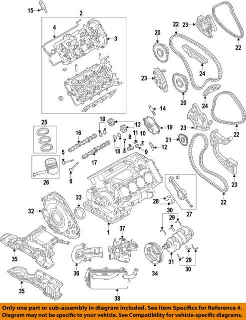 Audi OEM 2016 Rs7-engine Piston 077198151AA for sale online | eBay | Audi Rs7 Engine Diagrams |  | eBay