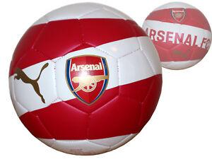 Puma Arsenal London Fan Fußball Größe 5 AFC Gunners Fussball Premier League