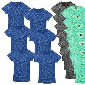 couture nement shirt Sportshirt actif Damen T d'entra 6x Funktionsshirt sans sans couture Raglan wfP6qUg