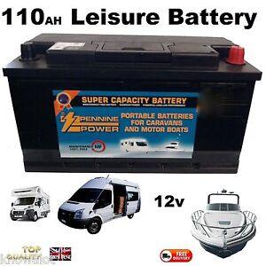 110Ah-Leisure-Battery-Heavy-Duty-Power-Camper-Boat-Motorhome-SELF-BUILD-SOLAR
