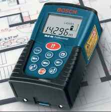BOSCH PROFESSIONAL LASER DISTANCE MEASURE 40 METER RAND FINDER DLE40 + POUCH