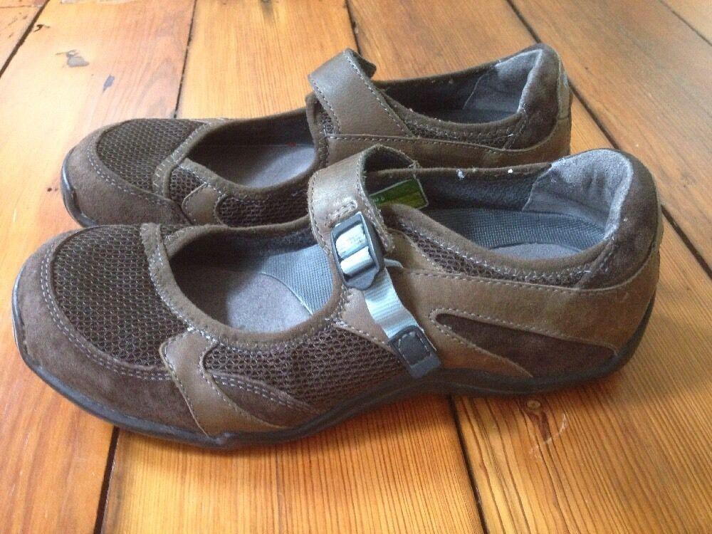 Ahnu Marron De 38 Mary Chaussures Causal Baskets 7 Femme Jane 5 TKlF1Jc