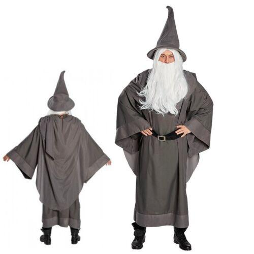 RUB 14119 Kostüm Fasching Druide Zauberer Magier Karneval Herren Halloween