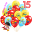 RYANS-REVIEW-WORLD-CAKE-TOPPER-PARTY-BANNER-CUPCAKE-BALLOON-SUPPLIES-DECORATION thumbnail 11