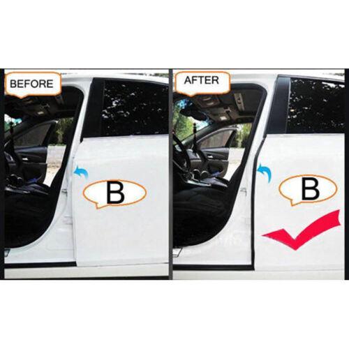 5M Auto U-förmig Tür Gummidichtung Gummiprofil Autotür Türdichtung Kantenschutz
