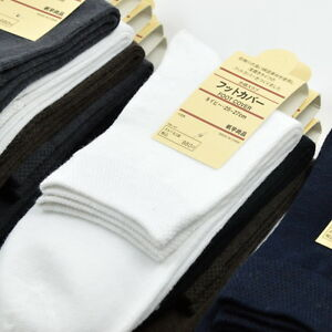 Lot 1//6//12 Pairs Men Solid Sport Low Cut Crew Cotton Ankle Sporting Casual Socks