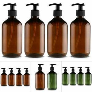 500ML-Trasparente-Sapone-Liquido-Spugna-Sostegno-Dispenser-Pompa-Shampoo-Animali