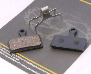Bicycle Disc Brake Pads For Shimano XTR M985 M988 XT M785 SLX M666 Resin #K