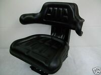 Universal Tractor Seat With Full Suspension For Mowers,lawn & Garden Tractor Ao