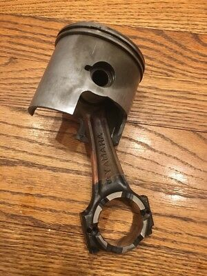 Mercury Mariner Piston  5172A6  9229A7 And Connecting  Rod 7621A3