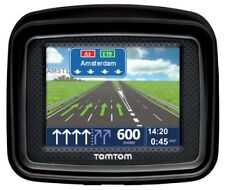 TomTom Rider Urban Europe 45 countries EU IQ GPS Motorcycle Satnav PRO 3 Waterproof WOW