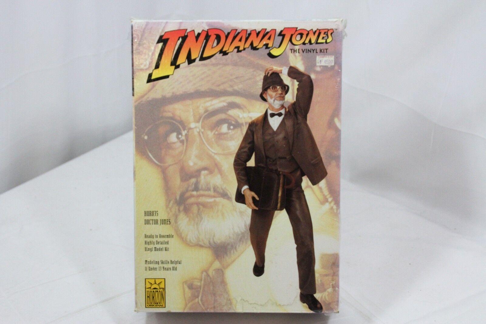 Indiana Jones Dr Henry Jones Vinyl Model Kit By Horizon Sealed 1993