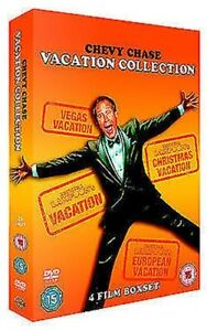Chevy-Chase-Vacation-Collection-4-Films-DVD-Neuf-DVD-1000152654