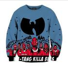 2016 Hot Newest Women/Men's Wu Tang Clan 3D Print Casual Sweatshirt hoodies A12