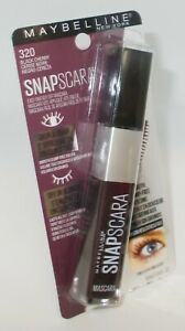 MAYBELLINE SnapScara easy On easy Off Mascara BLACK CHERRY 320 New In Package