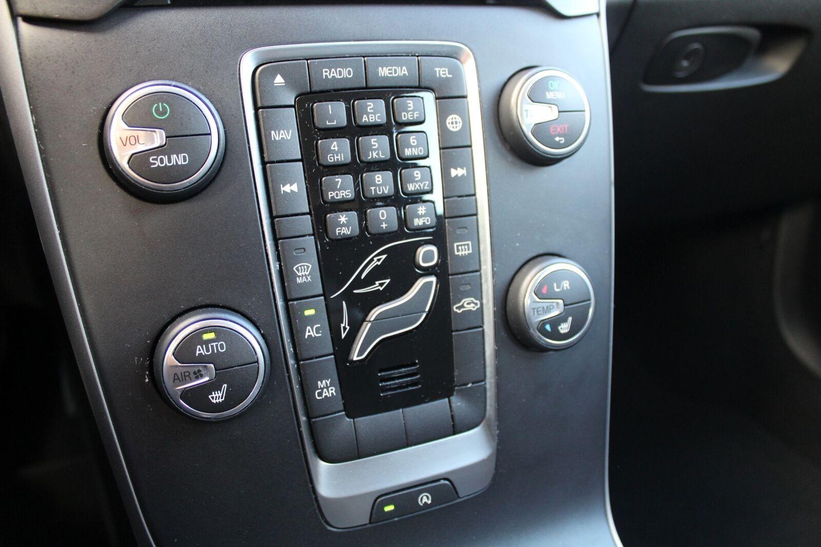 Volvo V40 2,0 T2 122 Kinetic Eco - billede 8
