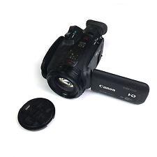 Canon Legria/Vixia HF g30 Videocamera HD, interamente in scatola con lenti extra + Batterie