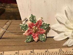 Clearance-Recycled-Broken-Porcelain-Jewelry-Christmas-Holiday-Pendant