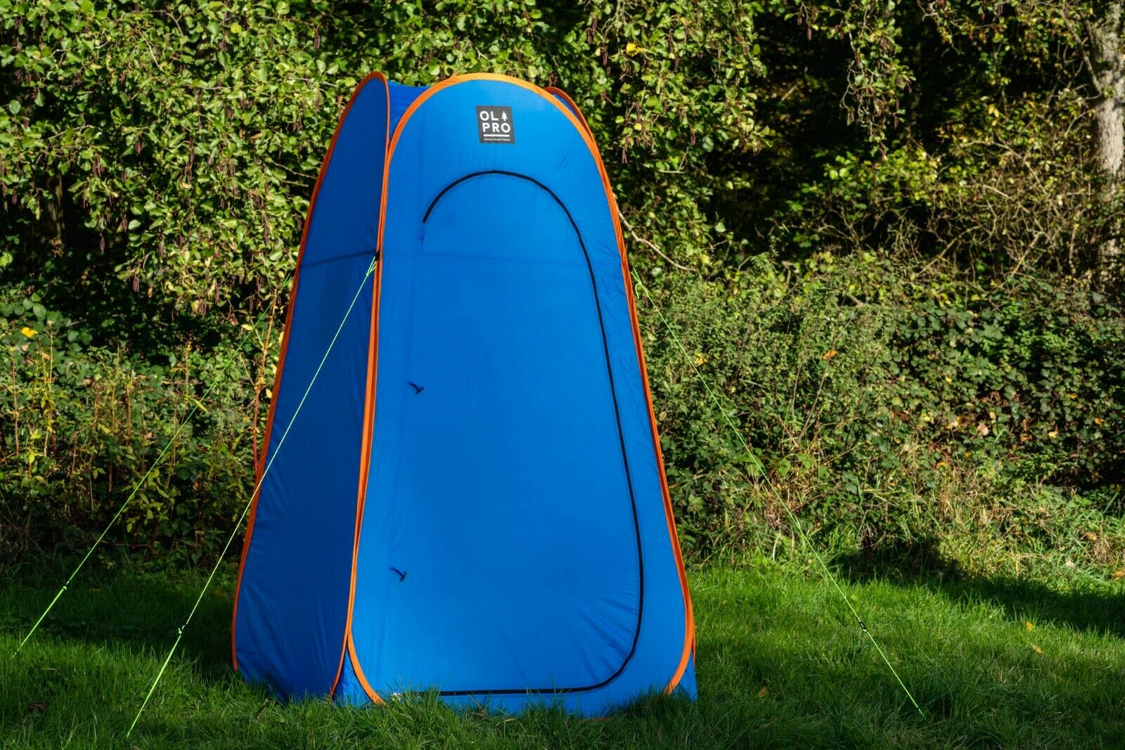 Pop Up Shower Tent with Removable base