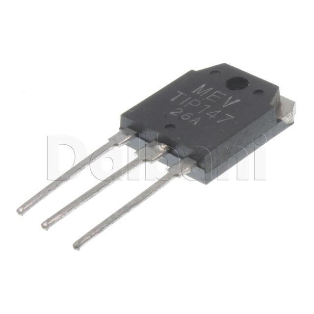 BD246C Transistor pnp 100V 10A 80W TO-3PN
